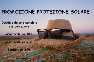 promo occhiale sole